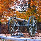 Defence gun at Pickett's Charge by ©  Paul W. Faust