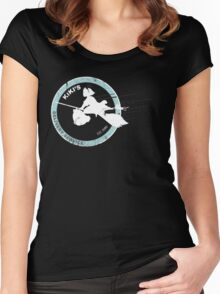 Kiki's Express Women's Fitted Scoop T-Shirt
