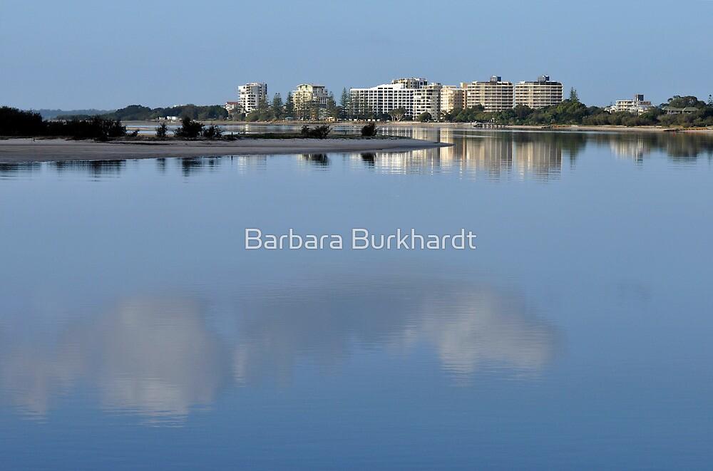 Golden Beach - Australia  by Barbara Burkhardt
