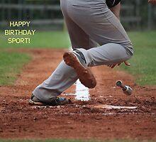Happy Birthday Sport! by DebbieCHayes