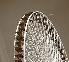 Ferris Wheel by Frank Romeo