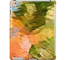 Cinnamon Mosaic Abstract iPad Case/Skin