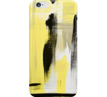Pure Spirit Abstract Art  iPhone Case/Skin