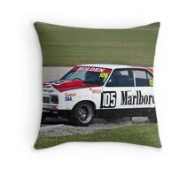 Heading in the right direction Throw Pillow
