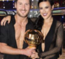 Rumer Willis and Val Chmerkovskiy Sticker