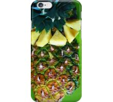 Pineapple Food Art iPhone Case/Skin