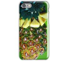 Pineapple Food Art iPhone Case/Skin
