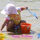 Happy Birthday by aussiebushstick