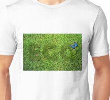 Egg Spring Easter Grass T-Shirt Unisex T-Shirt