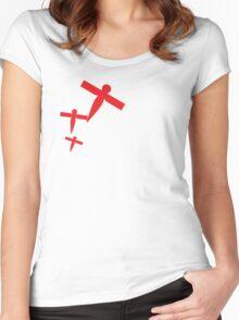 Paper Birds Women's Fitted Scoop T-Shirt
