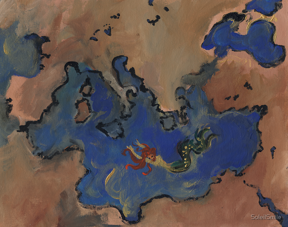 The Greek World by SoleilSmile