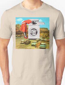 Watching machine Unisex T-Shirt