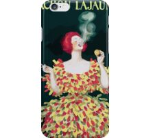 Leonetto Cappiello Affiche Cachou Lajaunie Cappiello 2 iPhone Case/Skin