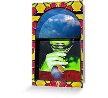 Cherry Elixir Greeting Card