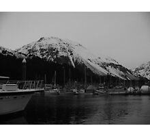 Alaska Marina Photographic Print