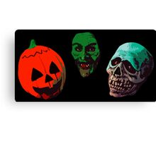 halloween 3 season of the witch Canvas Print