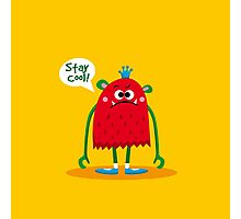 Stay Cool Photographic Print