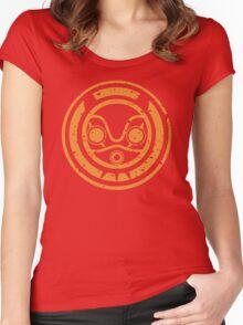 Princess Mononoke 1 Women's Fitted Scoop T-Shirt