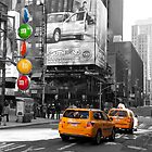 M&M Times Square by Phillip Hardy