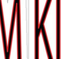 I AM KING Design Sticker