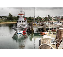 Ulladulla Harbour, South Coast, NSW Photographic Print