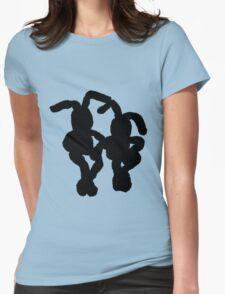 """""""Black Bunnies"""" Clothing T-Shirt"""