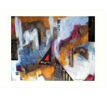 Abstract Challenge Art Print