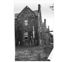 A derelict Mansion Poster