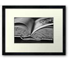 Dramatic Works  Shakespeare  Framed Print