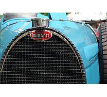 1927 Bugatti Type 37 Photographic Print