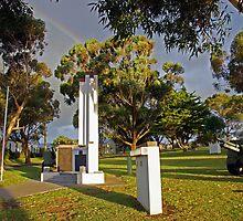 Wonthaggi Cenotaph by Arthur Koole