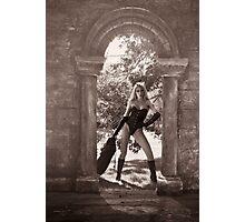 Fantasy Girl Photographic Print