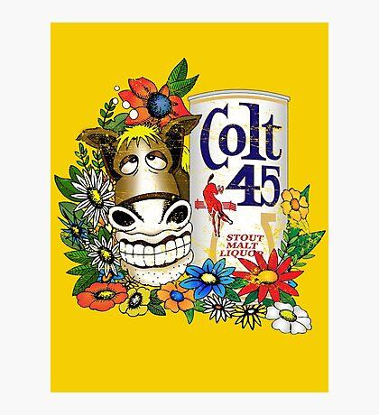 Spicoli's Colt 45 Photographic Print