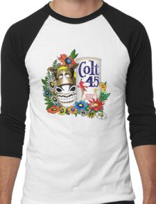 Spicoli's Colt 45 Men's Baseball ¾ T-Shirt