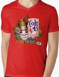 Spicoli's Colt 45 Mens V-Neck T-Shirt