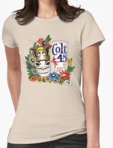 Spicoli's Colt 45 Womens Fitted T-Shirt
