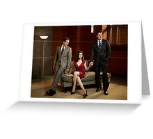 The Good Wife Greeting Card