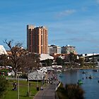 River Torrens Precinct, Adelaide, South Australia by SusanAdey