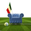 Italy cheer by jordygraph