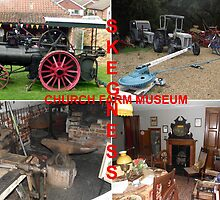 Church Farm Museum - Skegness by Stephen Willmer