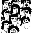 Heads by Richard Butler