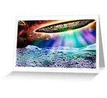 Horizons  Greeting Card