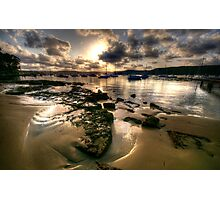 The Shallows - Paradise Beach, Sydney - The HDR Experience Photographic Print