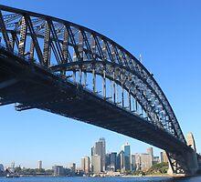 Sydney Harbour Bridge  by Preston Timmins