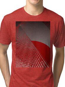 Roaming Red Tri-blend T-Shirt