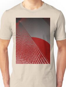 Roaming Red Unisex T-Shirt