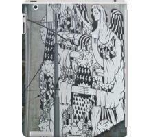 Mural, Belgrade, Serbia iPad Case/Skin