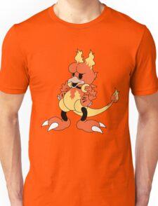 Blaine's Fire Duck #126 Unisex T-Shirt