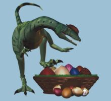 A Dino`s easter eggs by LoneAngel