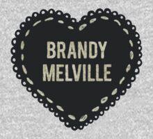 Brandy Melville Heart by rileyr21